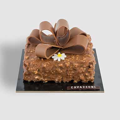 Torta Rocher - Pasticceria Cavazzoni