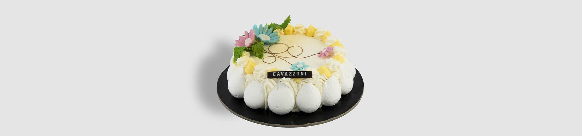 Torta Classica al Gianduia - Pasticceria Cavazzoni Fano