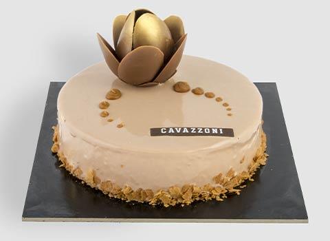 Torta Mousse C&C - Pasticceria Cavazzoni Fano
