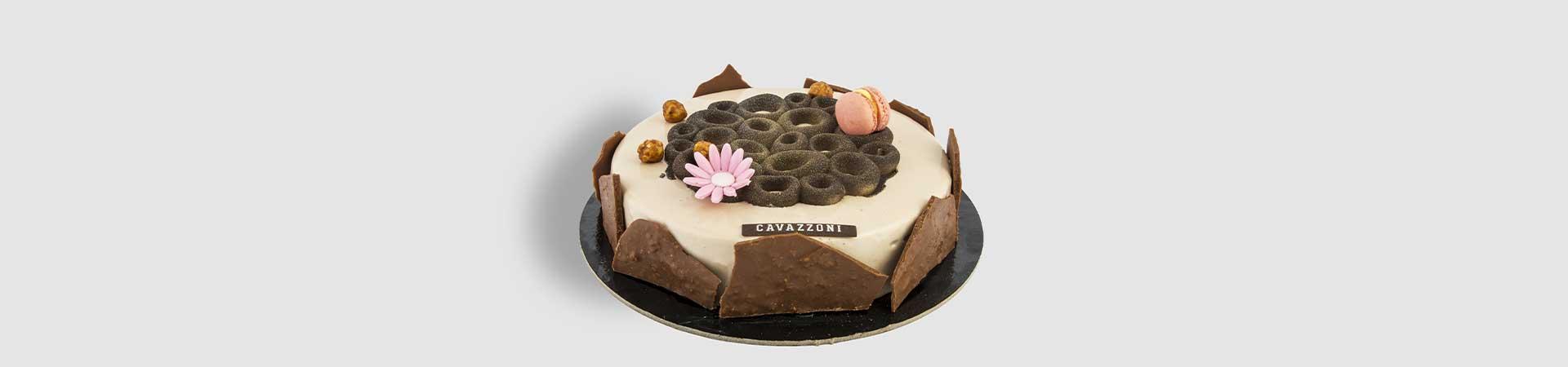 Torta Noisette - Pasticceria Cavazzoni Fano