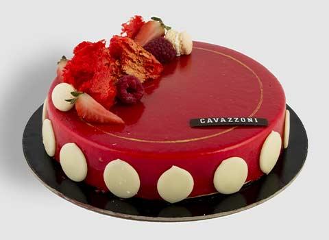 Torta Primo Amore - Pasticceria Cavazzoni Fano
