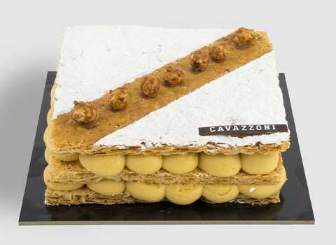 Torta Nocciolata - Pasticceria Cavazzoni Fano